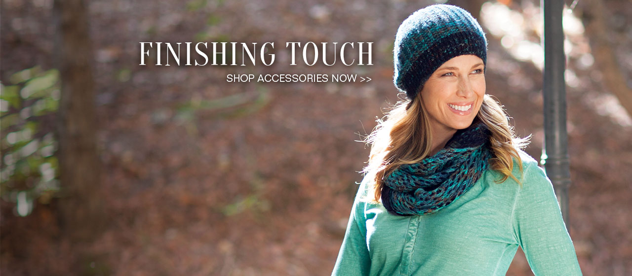 Finishing Touch - Shop Accessories