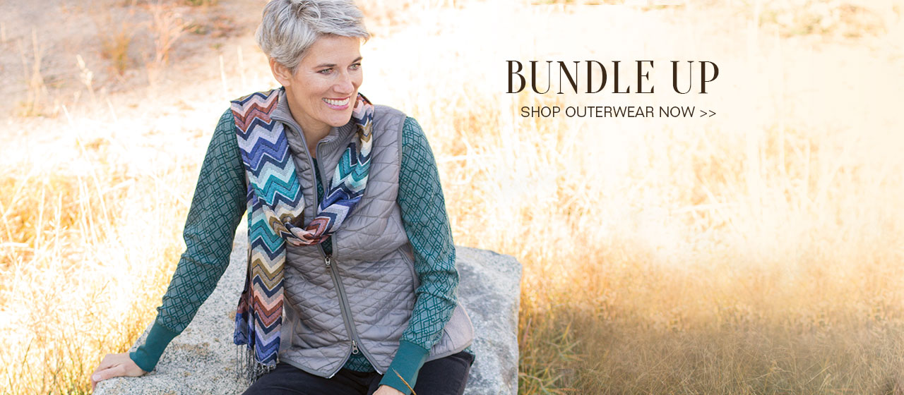 Bundle Up - Shop Outerwear
