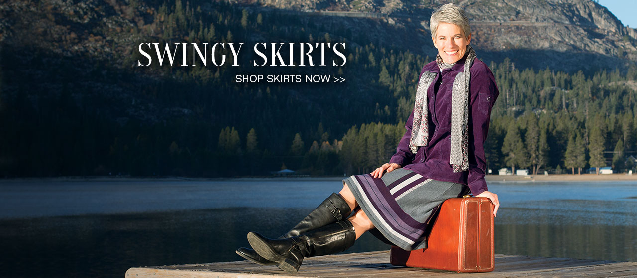 Swingy Skirts - Short Skirts