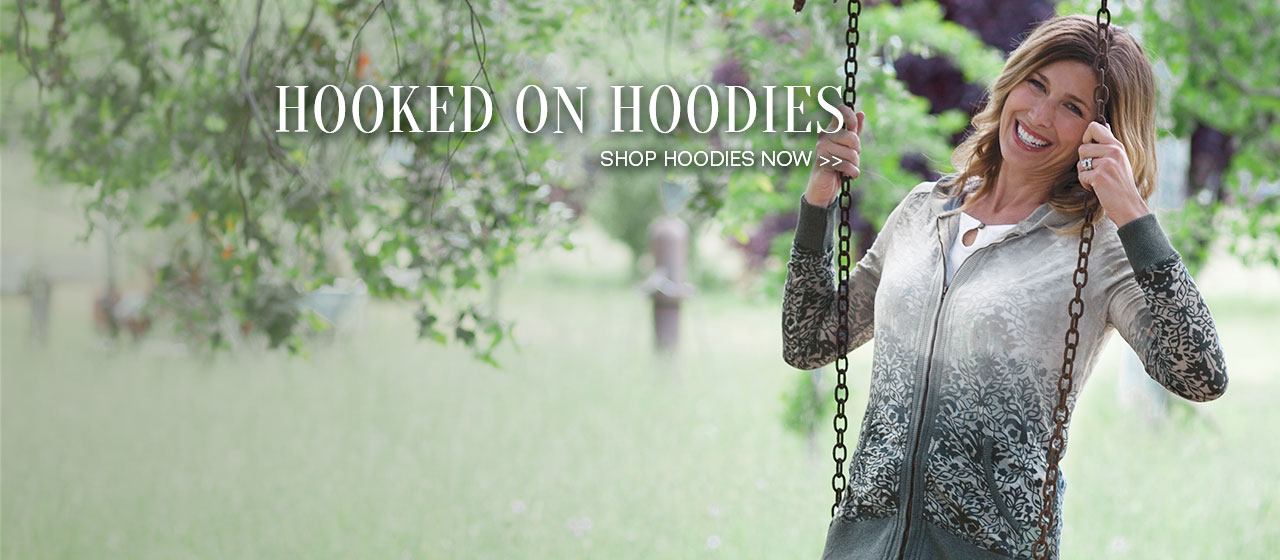Hooked on Hoodies