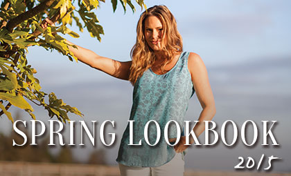 Spring 2015 Lookbook