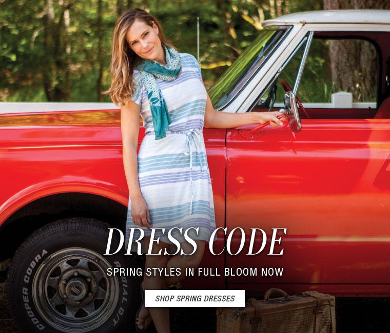 Shop Spring Dresses