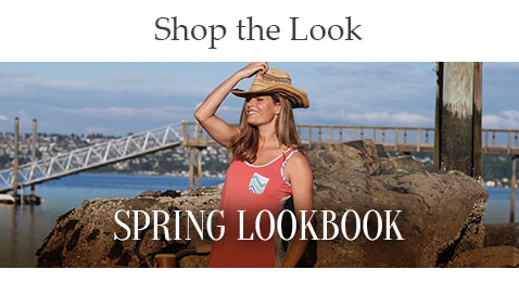 Spring Lookbook - Shop the Look