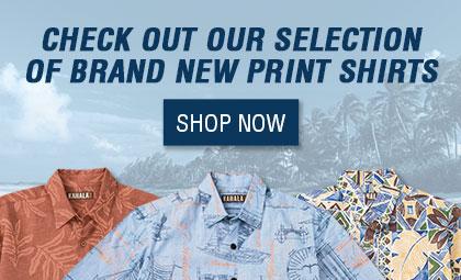 Shop Print Shirts