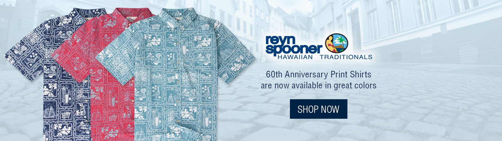 Reyn Spooner - Shop Print Shirts