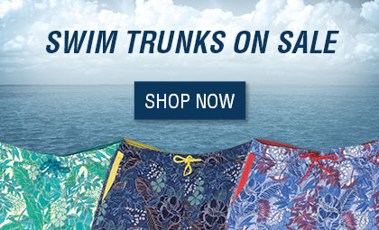 Swim Trunks on Sale