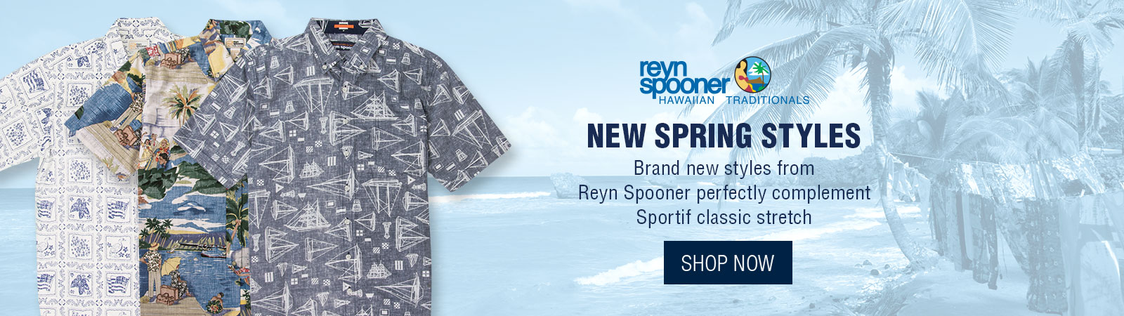 Shop New Spring Styles