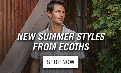 New Summer ECOTHS Styles - Shop Now