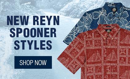 Shop new Reyn Spooner styles