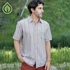 Ecoths Winslow Shirt Bossa nova