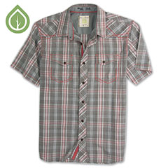 Ecoths Garrett Shirt Cloudburst