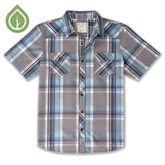Ecoths Sherwood Shirt Marine blue