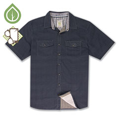 Ecoths Winthrop Shirt Bering Sea