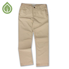 Ecoths Cameron Pant White Pepper