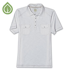 Ecoths Talon Polo White