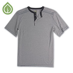 Ecoths Landon Henley Frost Grey