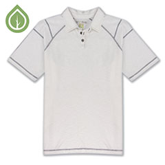 Ecoths Liam Polo White