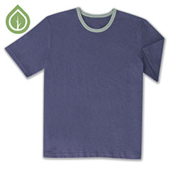 Ecoths Porter Tee Shirt Nightshadow
