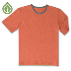 Ecoths Porter Tee Shirt Tabasco
