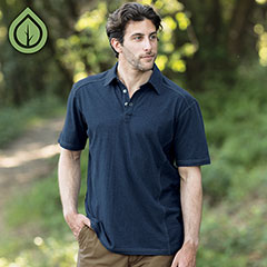 Ecoths Beck Polo Mood Indigo
