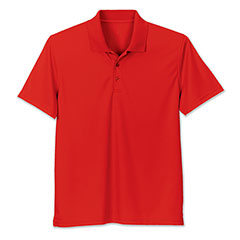 Performance Tech Polo Red