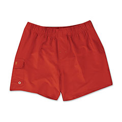 High Tide Volley Swim Shorts Red