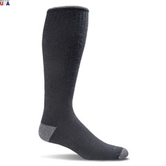 Elevation Compression Socks Black