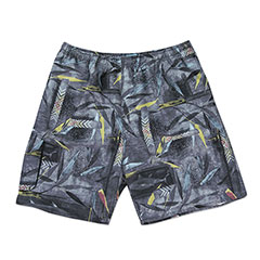 Tropicana Swim Short Grey
