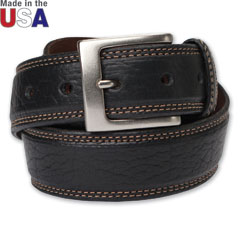 Richmond American Leather Belt Black