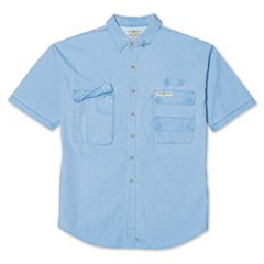 Gulf Coast Shirt Chambray