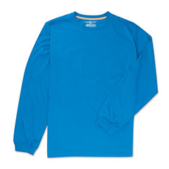 Protective Tech Long Sleeve T-Shirt Blue