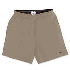 Bay Breeze Volley Swim Short Khaki Tan