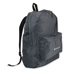 Packable Backpack Grey