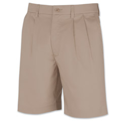 Galapagos Pleated Short Hemp