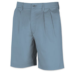 Galapagos Pleated Short Blue Fog
