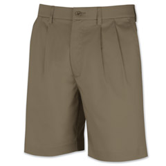 Galapagos Pleated Short Olive