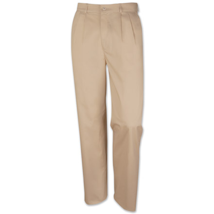 Sportif's Calcutta Pleated Chinos 1