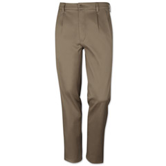 Sportif's Trinidad Pleated Chinos Olive