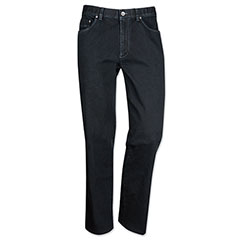Island Time Denim Jean Black Denim