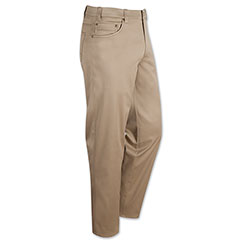 Stone Washed Jean Khaki Tan