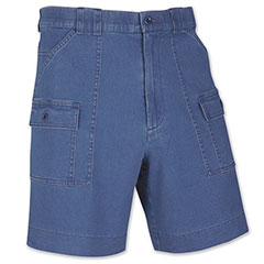 Sportif's Tidewater Denim Short Denim