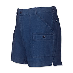 Sportif's Frequent Traveler Denim Cargo Short Denim