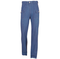 Frequent Traveler Denim Pant Denim