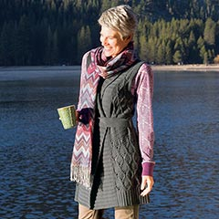 Matilda Sweater Vest