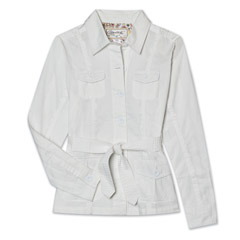 Arden Organic Cotton Jacket