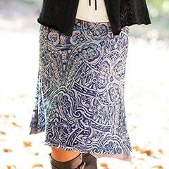Natalie Reversible Skirt
