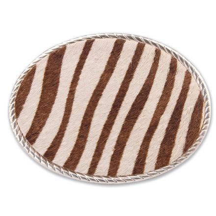 Zebra Buckle