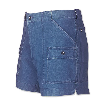 Frequent Traveler Denim Short
